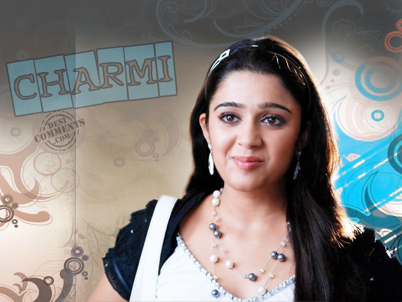 Telugu Actress Charmi Hot New Pictures Hot Charmi Kaur Wallpapers amp